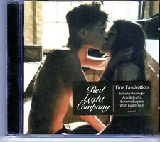 (EK336) Red Light Company, Fine Fascination - 2008 CD