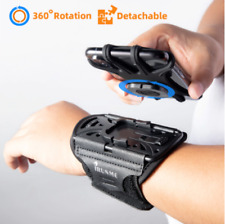 Removable rotating sports phone wristband running/driving/Waking/Exercising And