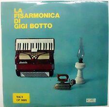 BOTTO GIGI LA FISARMONICA DI GIGI BOTTO VOL.5 IL VALZER DEL CUCU'    LP ITALY