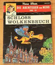 Marc Sleen Abenteuer von NERO Schloss Wolkenbruch Nr. 1 1972 Rädler Comic alt