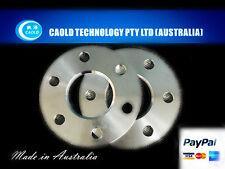 Wheel Slip On Spacers 5 mm 6x114.3 66.1 mm Hub Centric 2 PCS