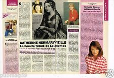 Coupure de Presse Clipping 1994  Catherine Hermary-Vieille Lola Montes