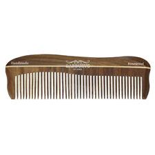 Barburys 01 Large Handmade Comb - Rosewood All Coarse Barbering Cutting Comb