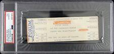 1979 Cheap Trick at The Fabulous Forum Slabbed Full Concert Ticket (Jsa)
