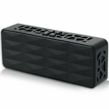 NUEVO justop Bluetooth Inalámbrico Altavoces sistema para iPhone iPad - Negro