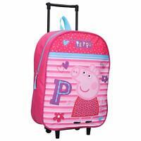Peppa Pig Wutz Kinderkoffer Trolley 39 cm Neu