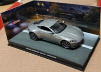 JAMES BOND KY11 007 film model car SPECTRE Aston Martin DB10 Daniel Craig 1:43rd