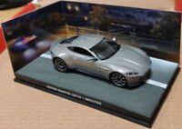 JAMES BOND KY11 007 film model car SPECTRE Aston Martin DB10 Daniel Craig 1:43rd