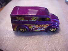 Hot Wheels Mint Loose Circus On Wheels Dairy Delivery