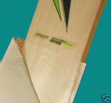 Anti Scuff Sheet, Fibre Tape for Cricket Bat Protection ( 2 Quantity)
