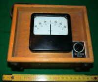 Amperemeter 30/600A Neuberger AVAM2 Versuchslabor Physikunterricht Schule Uni BW