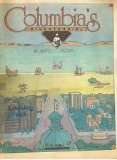 Columbia SC Bicentennial - The State Newspaper - March 16, 1986