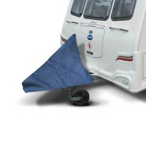 Deluxe caravan A frame towing hitch cover , waterproof reinforced PVC,UK made