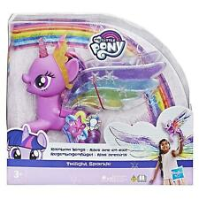 My Little Pony Rainbow Wings Twilight Sparkle Lights and Moving Wings