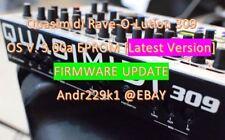 Quasimidi Rave-O-Lution 309 V. 3.00a Firmware Update eprom [Latest OS]