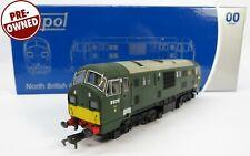 OO Gauge Dapol D1000D Class 22 D6319 BR Green Loco