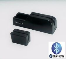 EasyMsr=Msrx6Bt+Minidx5 Bluetooth Magnetic Card Reader Writer Encoder Swipe 605