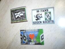 Hannover 96 Aufkleber * 3 Stück N E U (1´+)