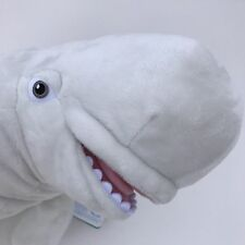 "Disney Store Bailey Finding Dory 18"" Large Plush Nemo Stuffed Animal Toy Retired"