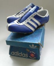 Deadstock Sneakers ADIDAS AVANTI Running Spikes Boxed Mens US 8,5 1960's France