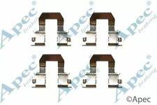 Bremsbelag Montagesatz KIT434 Apec Ersatz 1255Q,BBK1585,LX0254