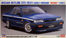 1987 Nissan Slyline GTS R 31 Nismo Early 1:24 Hasegawa 20378