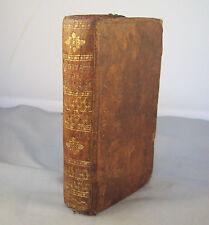 MEDITATIONS SUR LES EVANGILES DE L'ANNEE / PIERRE MEDAILLE 1811 / Reliure cuir