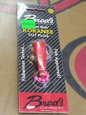 """Brad's Super Bait Kokanee Cut Plug Fish Tested And Approved Kcp-13 """"Hot Tamale"""""""