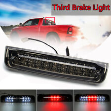 For Dodge Ram 1500 2500 3500 09-18 LED Third 3rd Brake Light Cargo Lamp & Gasket