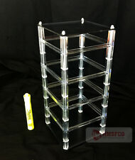 Rotating Acrylic Countertop Earring Display Stand, 3101-1 - NEW