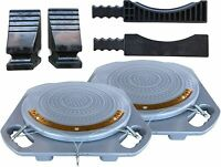 Wheel alignment Dished Turnplates £20.00 special price