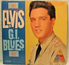 Elvis Presley - G. I. Blues - Original Movie Soundtrack (1960)  [HTF]