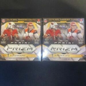 2020 panini prizm football mega(2) Random Division Break
