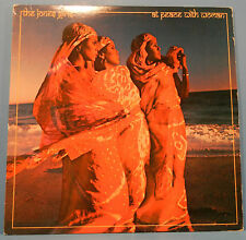 THE JONES GIRLS AT PEACE WITH WOMAN LP 1980 ORIGINAL PRESS GREAT COND! VG+/VG+!!