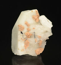 Melanson TN Collection Rhodochrosite on Microcline Mont St Hilaire Canada 509017