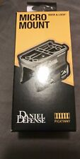 Daniel Defense Micro Aimpoint Mount-Picatinny-Works With Other Mounts-Brand New