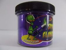 Space Flakes Metal Flake .015 Purple Plasma Hot Rod Custom Paint Job