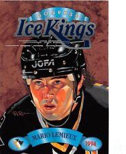 1993-94 Donruss Ice Kings #7 Mario Lemieux