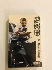 MACK 10 On Them Thangs 1995 CASSETTE SINGLE New SEALED Ice Cube W.C. Hoo-Bangin