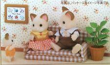 Sylvanian families Living Room SOFA Cute Genuine ka-518