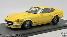 1/18 Ignition Model Nissan Fairlady Z (S30) Yellow STAR Road Free Shipping/ MR