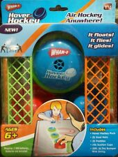 WHAM-O Hover Hockey Game Portable Air Hockey System Play Anywhere ~NIP~