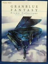 Granblue Fantasy Piano Solo Collections Music Score Book Japan 362