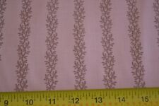 By 1/2 Yd, Brown Pink Quilting, Moda/French General/Pom Pom de Paris/13578, B350