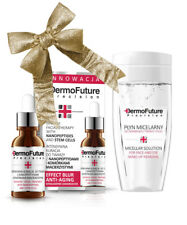 DermoFuture SERUM NANOPEPTIDES & STEM CELLS ANTI-AGING + MICELLAR WATER set kit