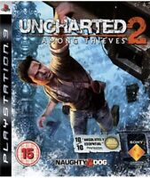 Uncharted 2 Among Thieves Playstation 3 (PS3)