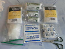 50 Person HSE Factory Office Shop First Aid REFILL Kit