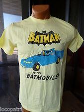 Men's DC Comics Originals Brand Batman Batmobile $24 Shirt NWT S
