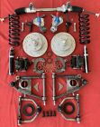 FORD MUSTANG II PINTO BOBCAT 2 FRONT SUSPENSION COMPONENT KIT HOT RAT STREET ROD