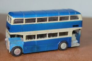 MECCANO DINKY TOYS 289 ROUTEMASTER BUS -  ALTERED - FOR SPARES/ REPAIR